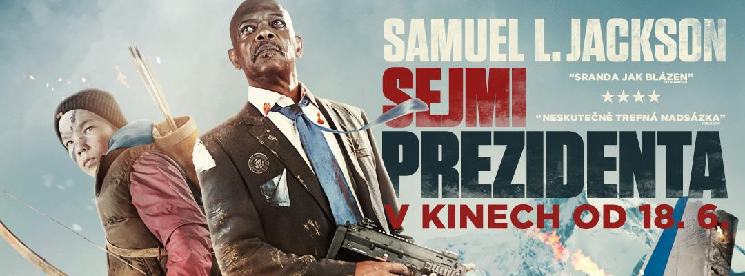 Re: Sejmi prezidenta / Big Game (2014)