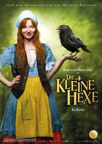 Re: Malá čarodějnice / Die kleine Hexe (2018)