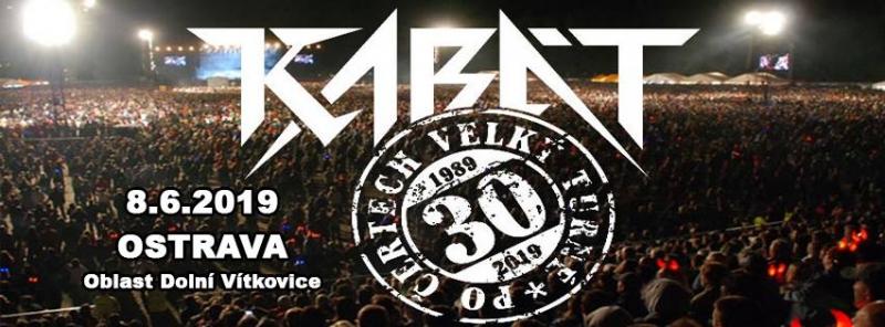 Kabát 2019 - Po čertech velký turné (Rock a pop) 04e24a08392