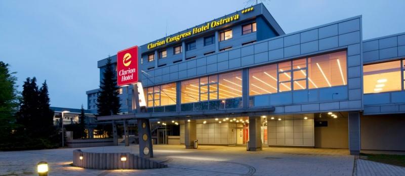 Clarion Congress Hotel Ostrava ****