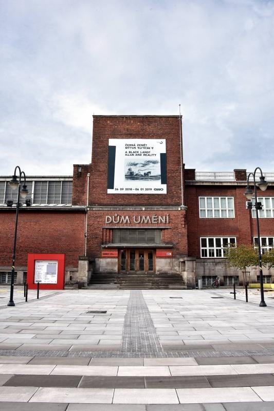 Galerie výtvarného umění - Dům umění