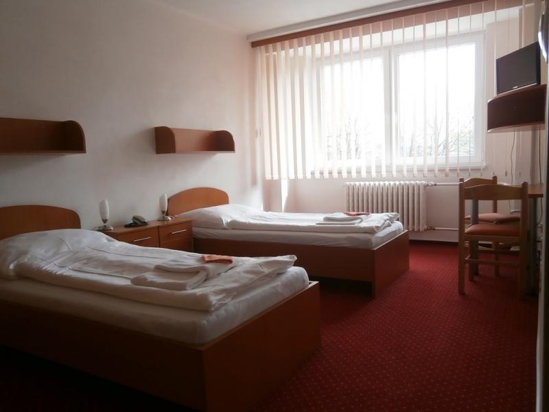 Hotel Garni VŠB-TU Ostrava