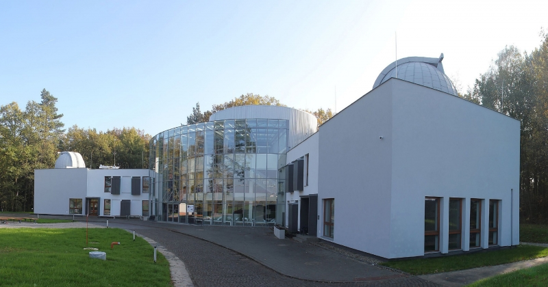 Planetárium Ostrava