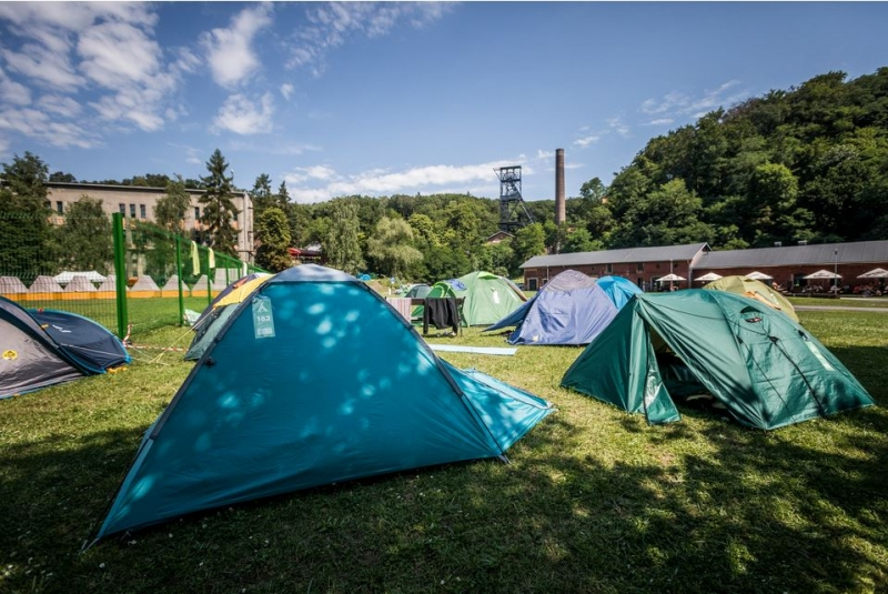 Landek Park Camp
