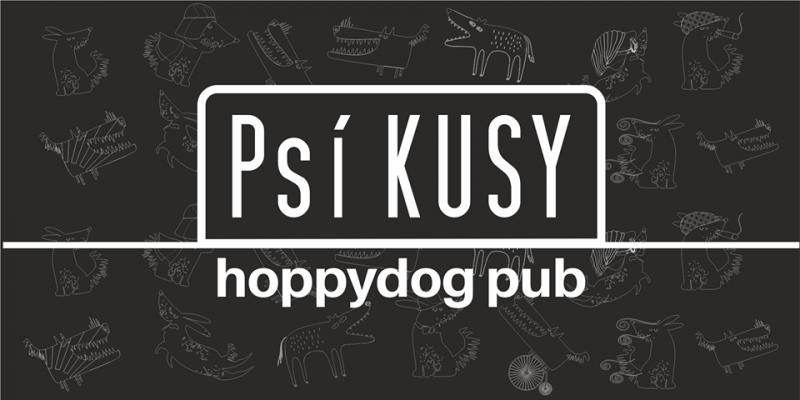 Psí kusy - Hoppy Dog pub