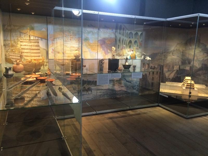 Muzeum Jantarové stezky a Hedvábné cesty