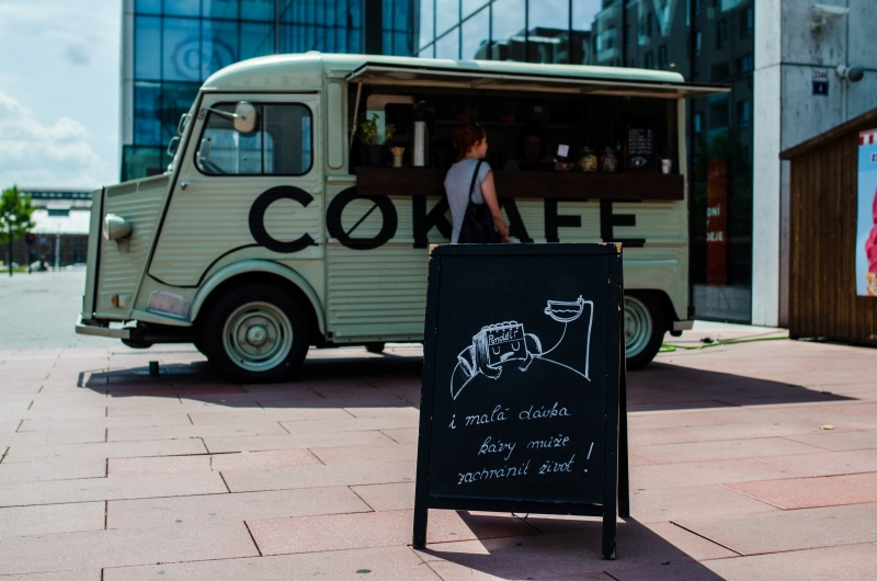 COKAFE Coffee Truck