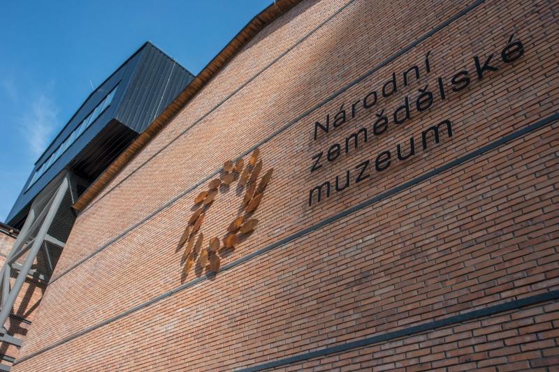 Národní zemědělské muzeum - Muzeum potravin a zemědělských strojů